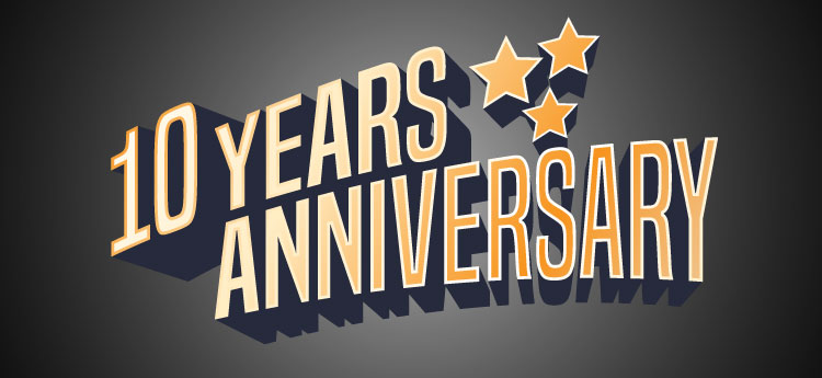 Home Heat Services Celebrating 10 Years Anniversary